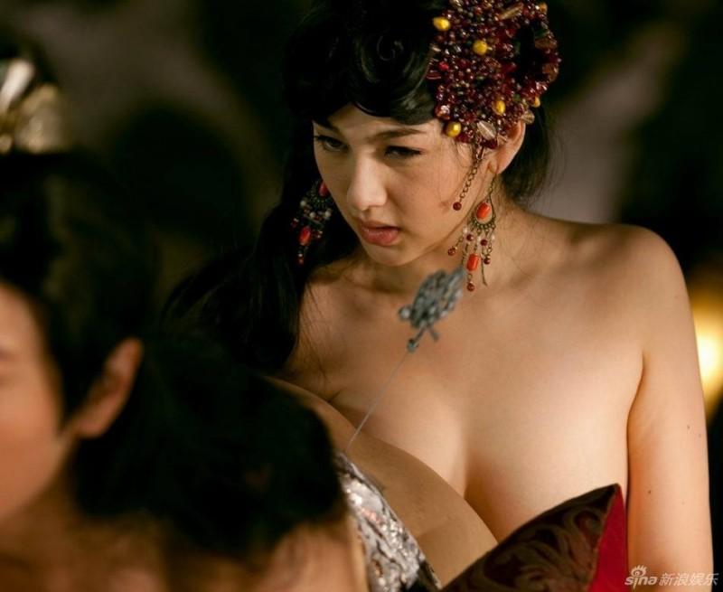 Китая эротика фильм