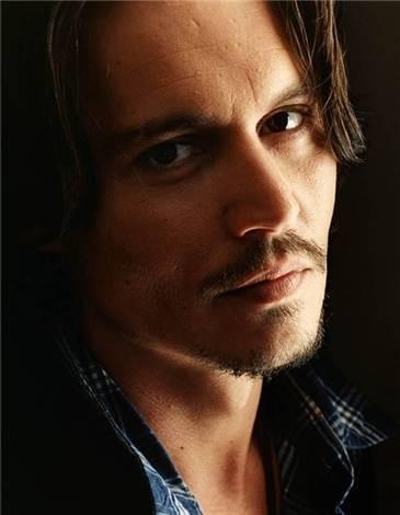 foto di Johnny Depp