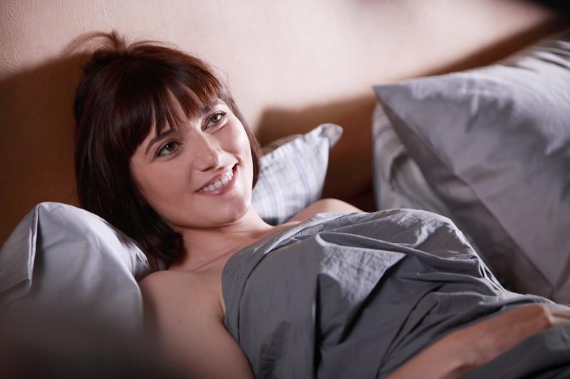 Ex: Amici come prima!: la bella Anna Foglietta in una scena del film