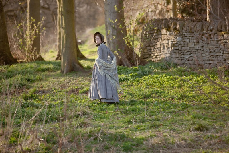 Jane Eyre interpretata da una bravissima Mia Wasikowska