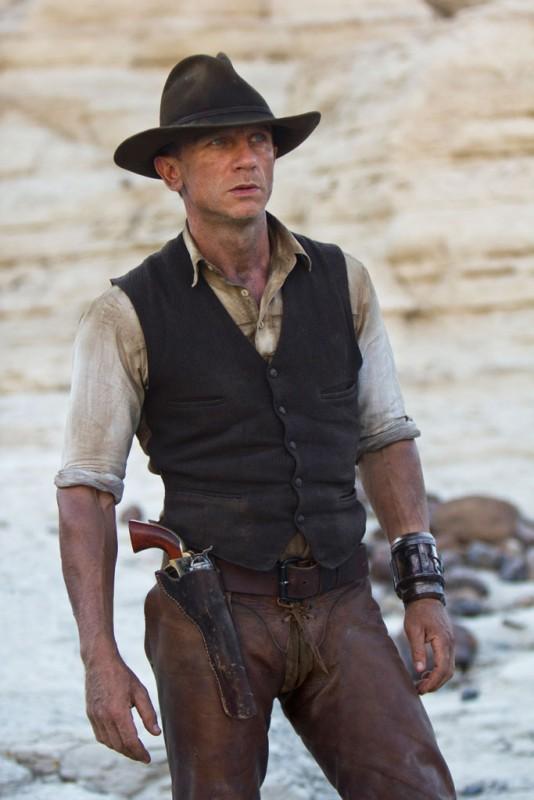 Cowboys & Aliens: Daniel Craig veste i panni di Jake Lonergan