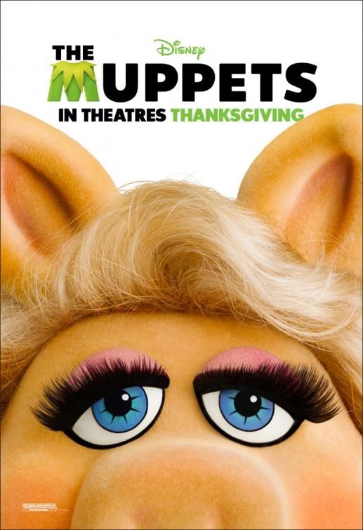 I Muppet: Character Poster per Miss Piggy