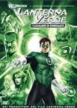 La copertina di Lanterna Verde - I Cavalieri di Smeraldo (dvd)