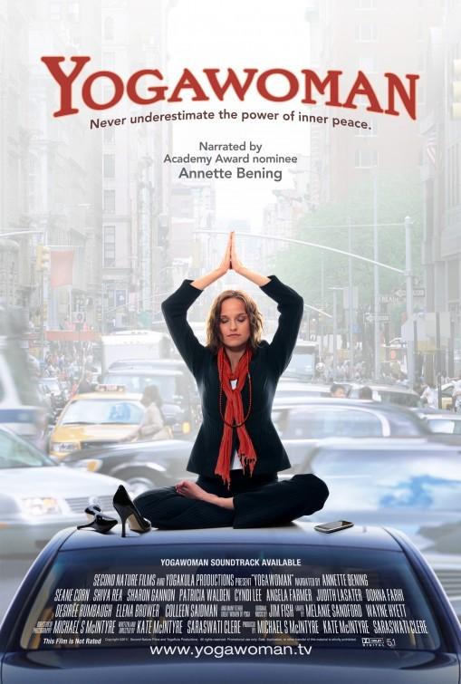 La locandina di Yogawoman