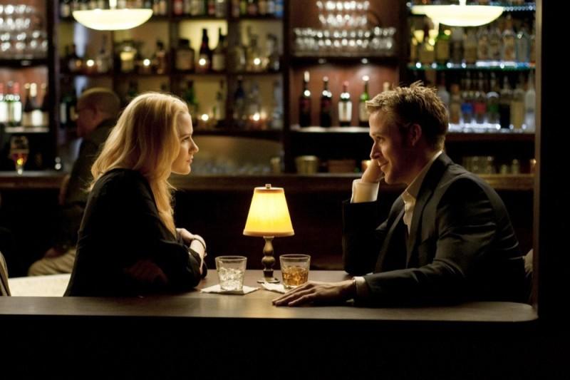 Le idi di marzo: Evan Rachel Wood con Ryan Gosling in una sequenza