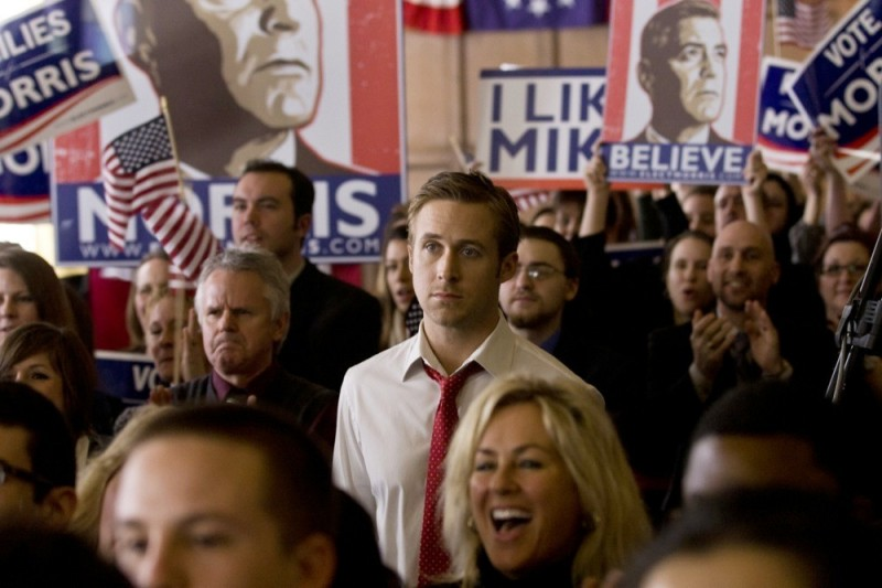 Ryan Gosling protagonista di Le idi di Marzo