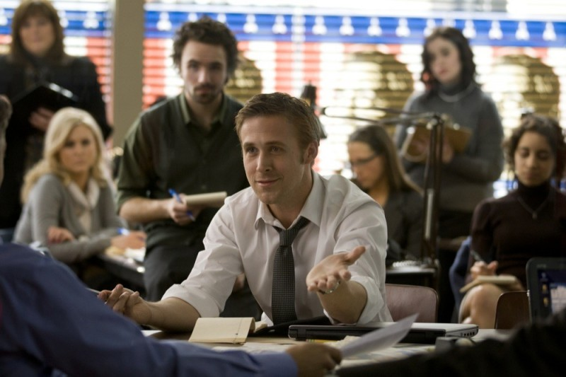 Ryan Gosling protagonista di The Ides of March