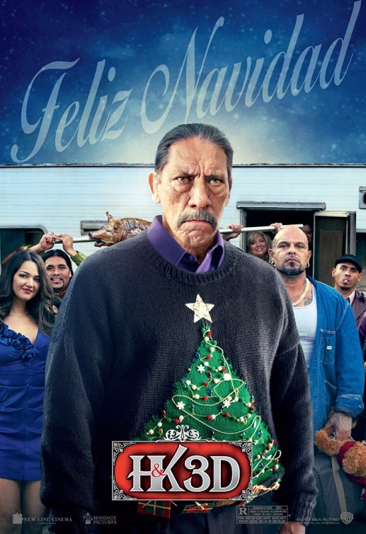 A Very Harold & Kumar 3D Christmas: Character poster per Danny Trejo