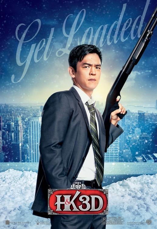 A Very Harold & Kumar Christmas: Character poster 2 per John Cho