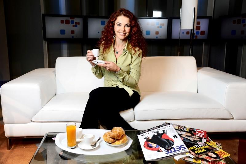 Buongiorno Cielo: Paola Saluzzi è la conduttrice del morning show