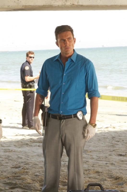 Desmond Harrington in Those Kinds of Things, première della sesta stagione di Dexter