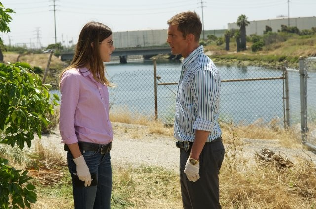 Jennifer Carpenter e Desmond Harrington in Those Kinds of Things, première della sesta stagione di Dexter