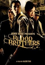 La copertina di Blood Brothers (dvd)