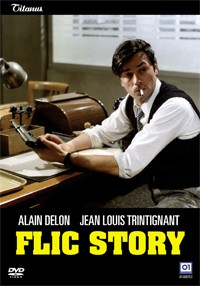 La copertina di Flic Story (dvd)