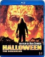 La copertina di Halloween: The beginning (blu-ray)