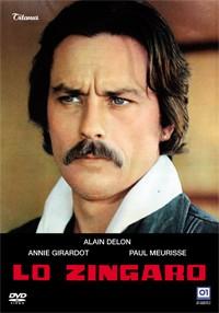 La copertina di Lo zingaro (dvd)