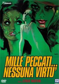 La copertina di Mille peccati... nessuna virtù (dvd)