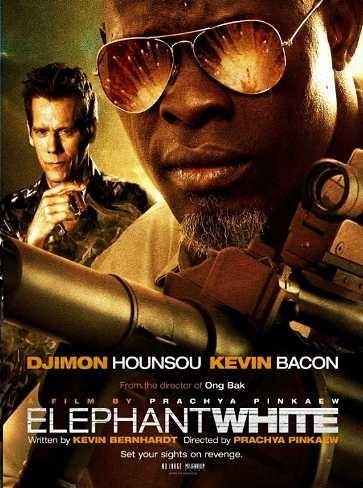 La locandina di Elephant White