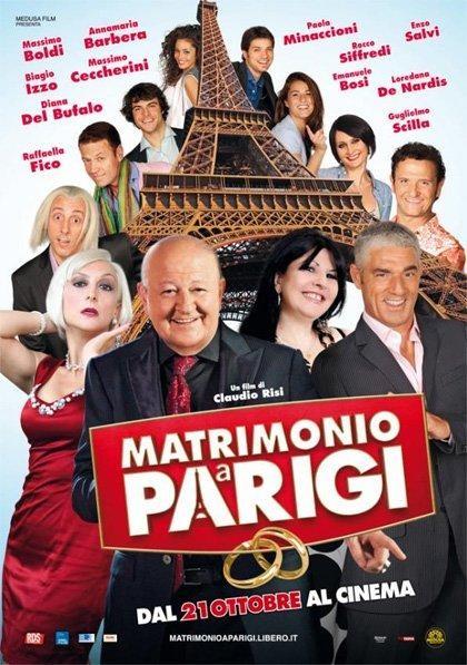 Matrimonio a Parigi: La locandina