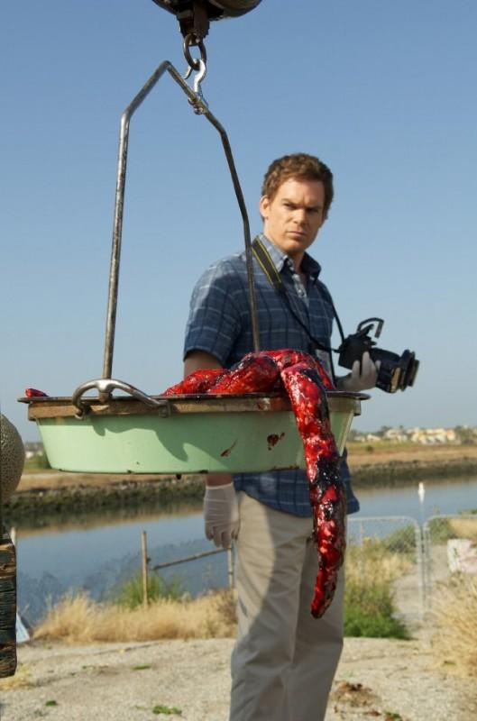 Michael C. Hall è Dexter nell'episodio di apertura della sesta stagione, Those Kinds of Things