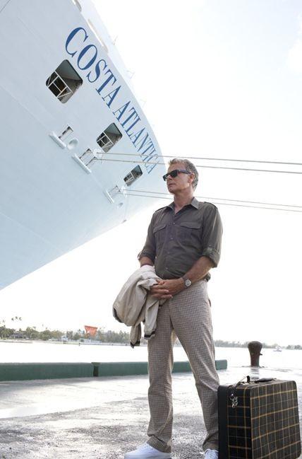 Bienvenue à bord, Franck Dubosc in una scena
