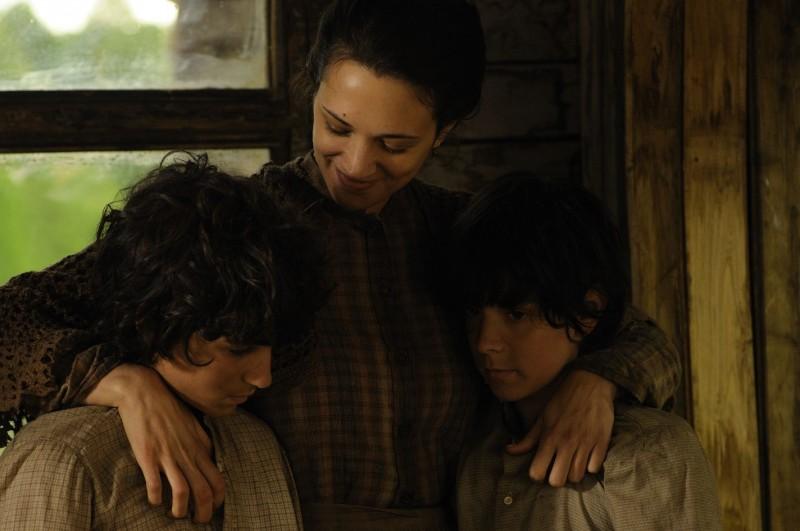 Cavalli, Asia Argento in un'intensa scena del film