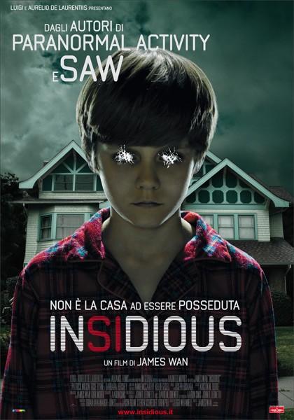 Insidious: locandina italiana