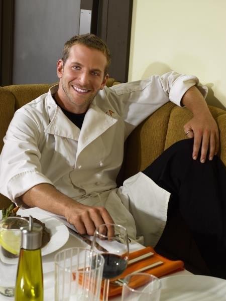 Kitchen Confidential: una foto promozionale di Bradley Cooper