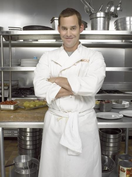 Kitchen Confidential: una foto promozionale di Nicholas Brendon