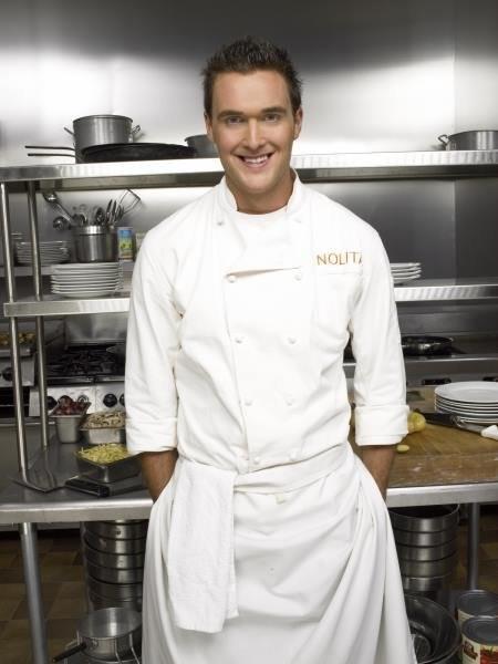 Kitchen Confidential: una foto promozionale di Owain Yeoman