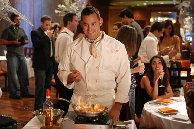 Nicholas Brendon in Kitchen Confidential
