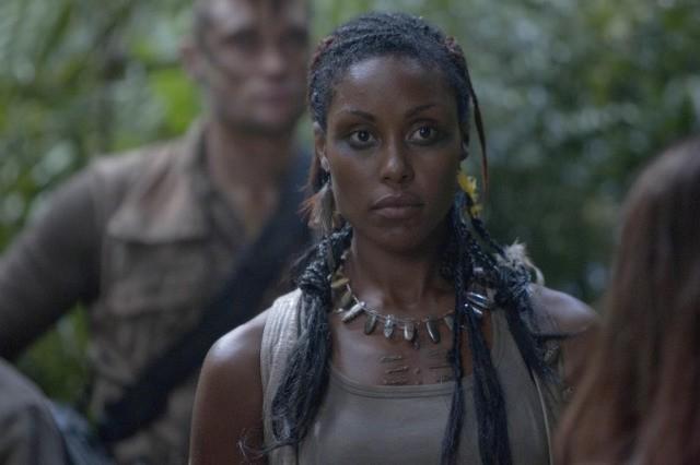 Terra Nova: Christine Adams nell'episodio What Remains