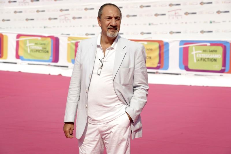 Enzo De Camillis al Roma Fiction Fest 2011