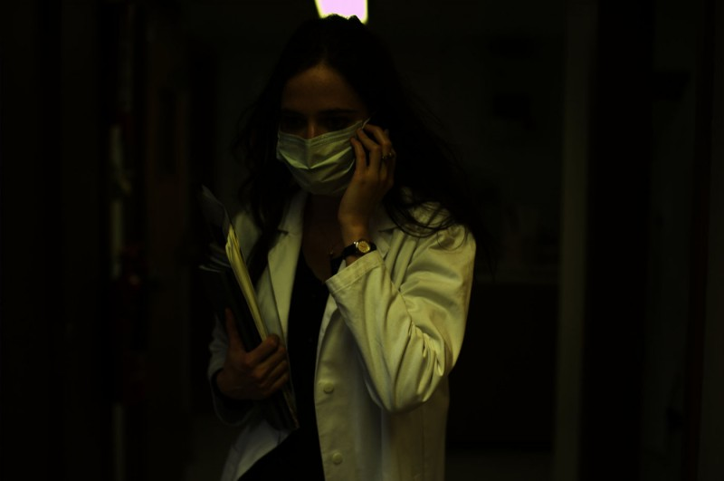 Eva Green in Perfect Sense interpreta Susan, un medico