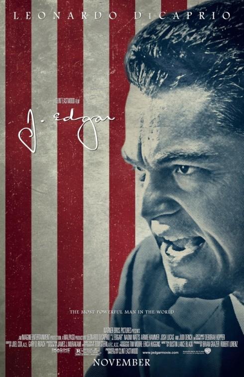J. Edgar: secondo poster USA