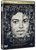 La copertina di Michael Jackson: The Life of a Icon (dvd)