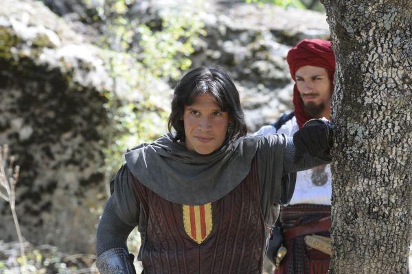 Sergio Peris-Mencheta nell'avventuroso El capitan Trueno y el Santo Grial