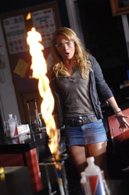 The Secret Circle: Britt Robertson nell'episodio Bound