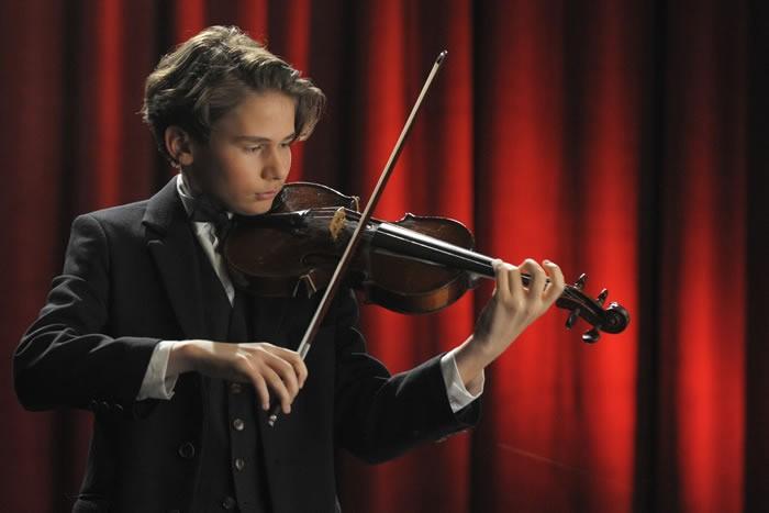 Wunderkinder: il violinista Elin Kolev è uno dei protagonisti