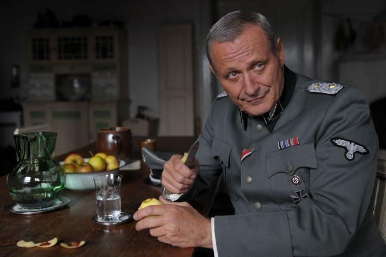 Wunderkinder: Konstantin Wecker in una scena del dramma storico