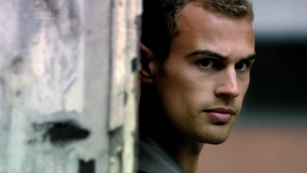 I fantasmi di Bedlam, prima stagione: Theo James interpreta Jed