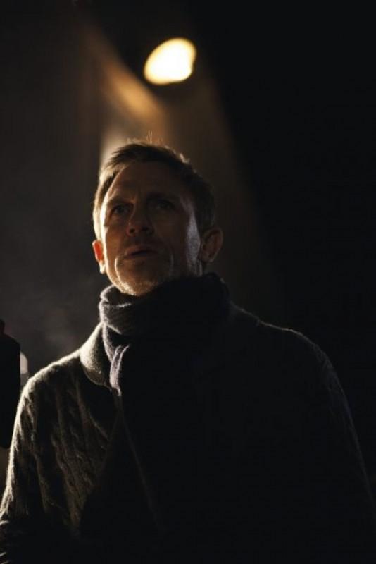Daniel Craig in Millennium: Uomini che Odiano le Donne