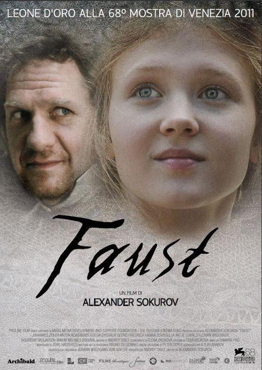 Faust: locandina italiana