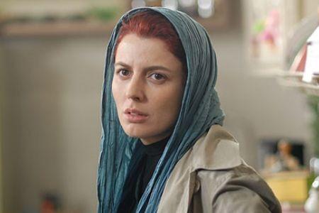 Leila Hatami in una scena del film La separazione