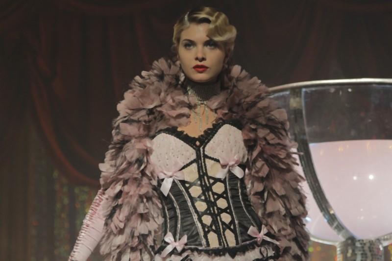 Matrimonio a Parigi: la bellissima Alessandra Pozzi in una scena del film