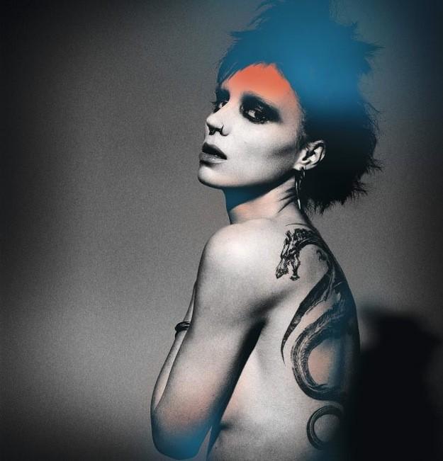 Millennium - Uomini che odiano le donne: Rooney Mara in una bella immagine promozionale