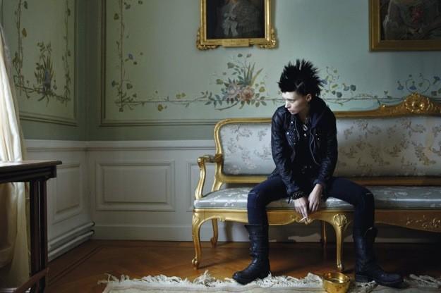 Millennium - Uomini che odiano le donne: Rooney Mara in una immagine promo