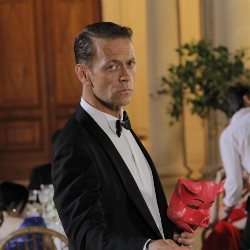 Rocco Siffredi in una scena di Matrimonio a Parigi