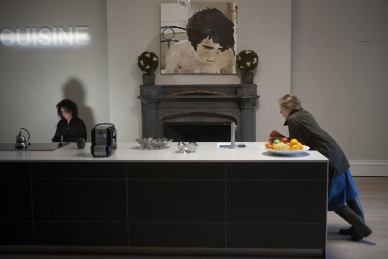 Sean Penn e Frances McDormand in un frammento di This Must Be the Place