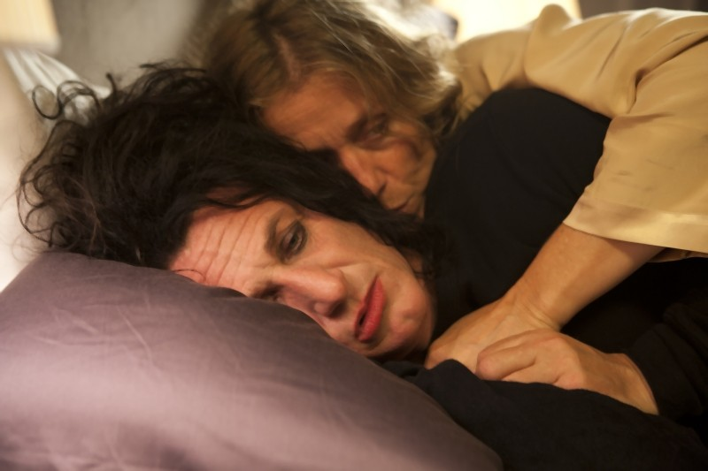 Una scena di grande emotività tra Sean Penn e Frances McDormand in This Must Be the Place